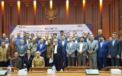 Talkshow Inisiasi Business Matchmaking ; Inisiasai Research Matchmaking Indonesia Iran