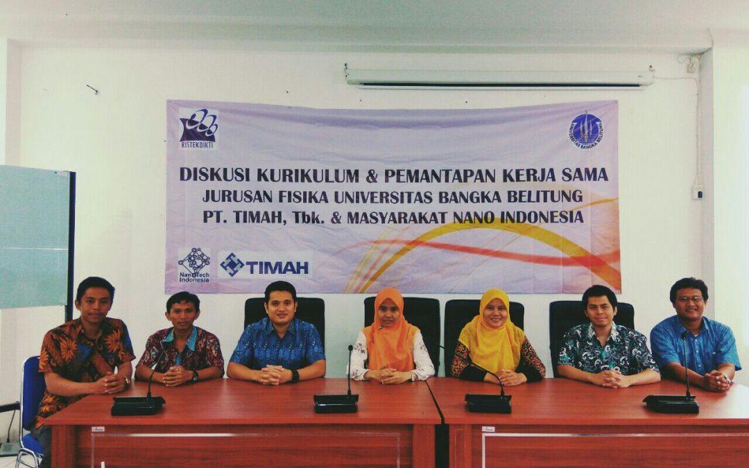 Seminar Fisika Universitas Bangka Belitung