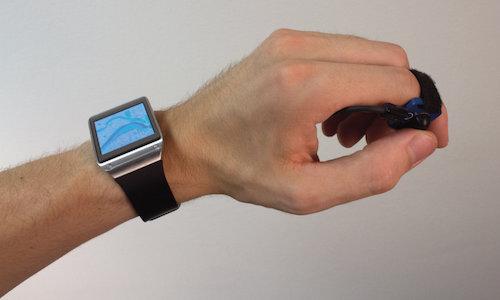 """Sensor Perangkat untuk """"Mobile on-body"""""""