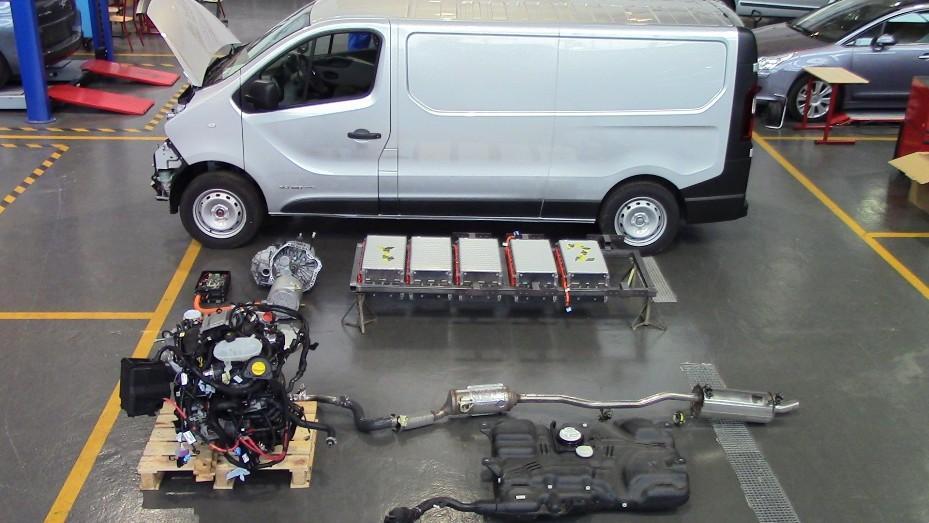 Teknologi Lithium-Ion Mendukung Mobil Listrik