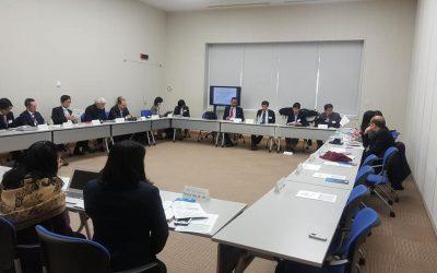 Asia Nano Forum Excecutive Committee Meeting Tokyo 2018