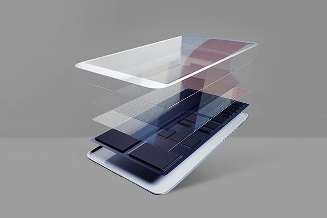 Diamond Glass, Pelindung Smartphone Berlapis Intan