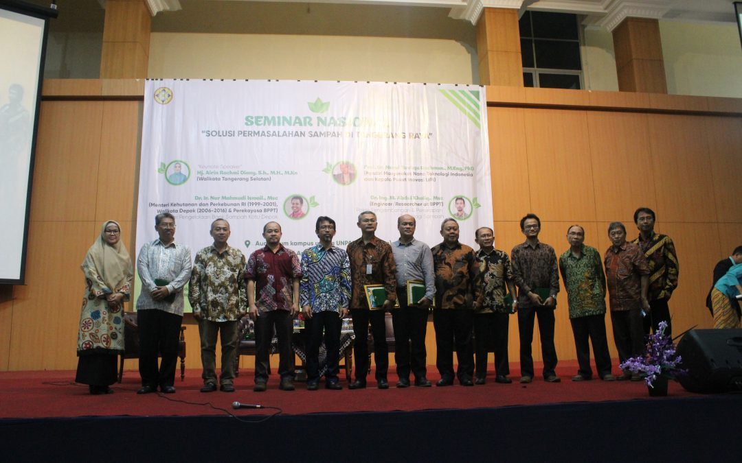 Seminar Nasional Teknik Industri Universitas Pamulang
