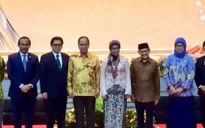 Penganugerahan BJ Habibie Technology Award 2018