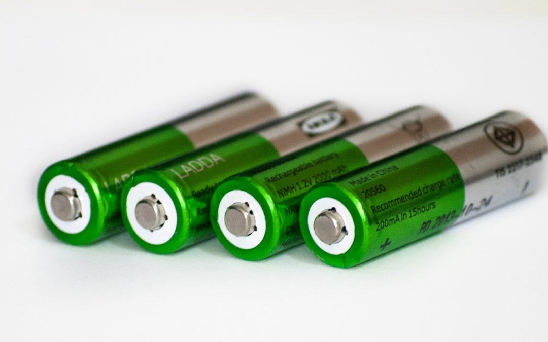 Baterai Berbasis Graphene