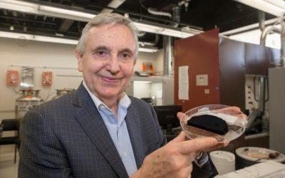 Serat Sintetis Pintar dari Karbon Nanotube