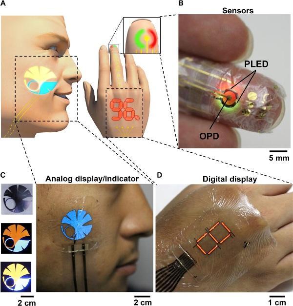 Dikembangkan, E-skin dan Perangkat Diagnostik Baru