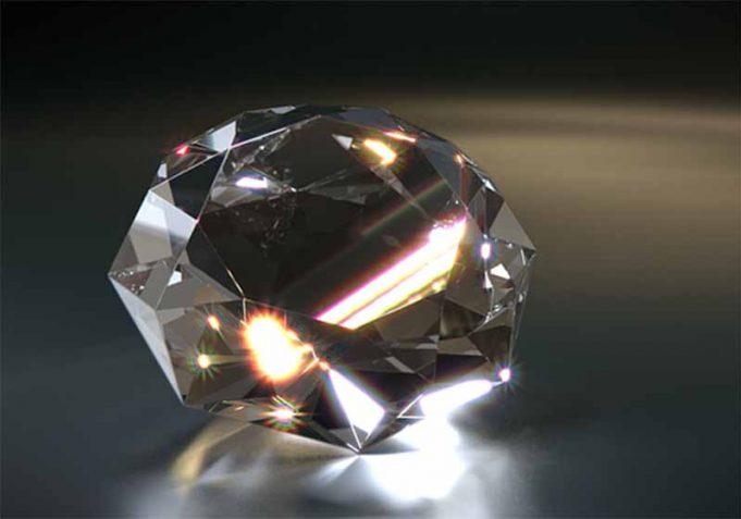 Membuat Berlian Pada Suhu Kamar Dengan Base baru Dari Karbon