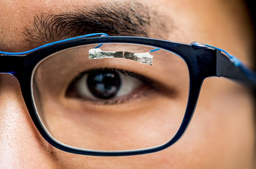 Sensor Multifungsi dari Kertas Tisu