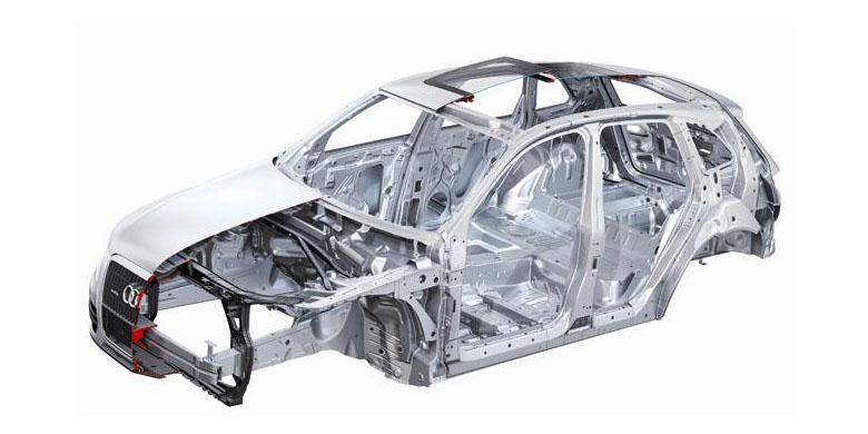 Logam Nanokomposit Sebagai Penyusun Struktur Kendaraan