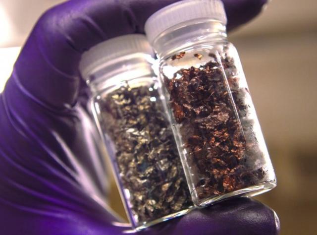 Mendaur Ulang Baterai Lithium-ion dengan Menggunakan Jamur