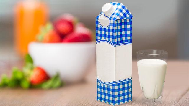 Sensor Khusus Mendeteksi Susu Rusak Dalam Kemasan