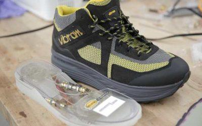 Menampung Energi Melalui Teknologi Sol Sepatu