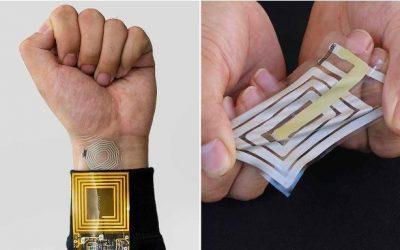 Sensor Biodegredable Memberikan Rangsangan Listrik untuk Regenerasi Sel