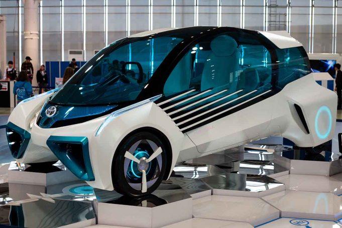 Pengembangan Bahan Bakar Hidrogen Untuk Kendaraan