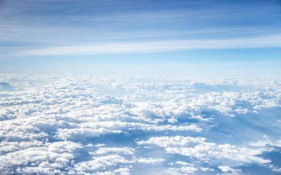 Potongan Sel Jamur Skala Nano di Atmosfer
